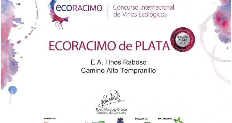 ECORACIMO - XIX Concurso Internacional de vinos ecológicos